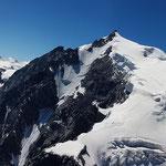 ...und ein letzter Blick auf den Gipfel!
