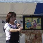 紙芝居口演(2011.11)
