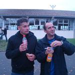 Didier et Laurent se mettent au sodas