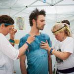 Unsere Arbeit/ Everness Festival 24-28.06.2015 Ungarn