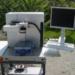Umbau Laserbeschrifter