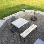 Tisch + Bank