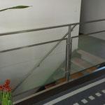 Geländer Treppenausschnitt