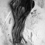 Haare und Wimpern werden gefärbt