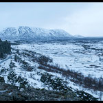 Nationalpark Thingvellir - Island
