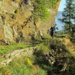Sentiero Alpe di Cadinello - Alp d'Albion