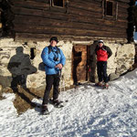 Luciano e Mirko a Calzanigo 1600 m
