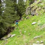 Proseguiamo per l'Alpe di Stabbiello