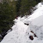 Sentiero Matengo - Molare
