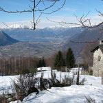 Monti di Paudo 1001 m