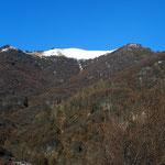 Monte Boglia visto da Brè