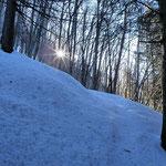 Sentiero Monti di Ravecchia-Motto della Croce