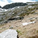 Ruderi a 1800 m