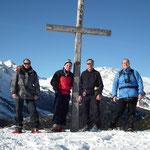 Croce Portera: Chico, Mirko, Luciano e io