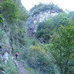 Proseguiamo per la Val Pincascia