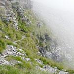 Passaggio esposto (scorciatoia)