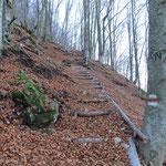 Sentiero Monti di Gerra - Alpe Cedullo