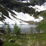 Lago di Ravina 1885 m