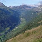 Alpe di Fieud e Val Bedretto