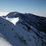 La in fondo ... il Monte Lema