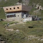 Capanna Corno Gries 2338 m