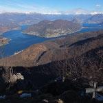 ..... dal Monte Orsa 998 m