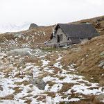 Obere Räzünscherhütte 2062 m