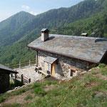 L'Agher 1029 m e Monte Giove