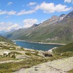Lago di Santa Maria (Passo del Lucomagno)
