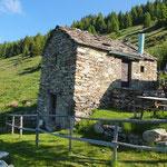 Alpe Pisciarotondo 1658 m