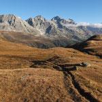 Alpe San Giacomo di Manió 2220 m