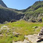 Alpe del Laghetto 1832 m