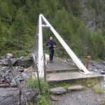 Sentiero Garzott - Bocchetta di Larciolo