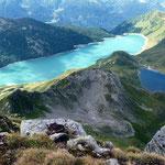 Lago Ritom e Tom dal Pizzo Taneda