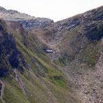 Passo del Narèt (dall'altro versante della valle)
