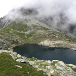 Lago Caprara 2288 m e Bocchetta de Lenden