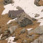 Scench 1897 m dalla cima ....