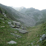 Bocca d'Vegeina 2146 m