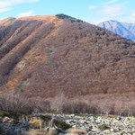Monte Paglione ......... la prossima cima