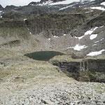 Laghetto dei Cadabi 2646 m