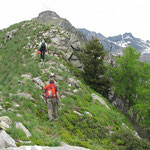 Nuovo sentiero Alp de Martum - Martum