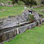 Le 3 fontane a Solgone