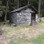 Alp de Crasteira 1419 m