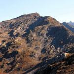 Passo Posmeda 2569 m e Giübin