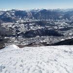 Panoramica dal Monte Ferraro