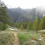 Vacarisc di Fuori 1496 m