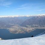 Verso la Val Maggia