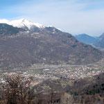Panoramica dai Monti di Paudo
