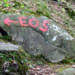 """Deviazione per """"Eos"""" Eus"""