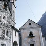 Chiesa di Corippo (partenza)